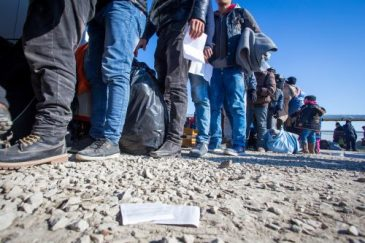 Refugee Crisis in Greece