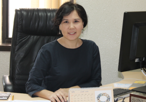 Nurzat Myrsalieva, International Expert